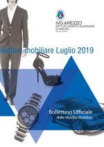 Bollettino mobiliare luglio 2019