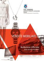 VENDITE MOBILIARI SETTEMBRE/OTTOBRE 2018