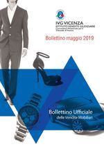 BOLLETTINO MAGGIO 2019