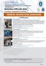 Bollettino Ufficiale delle Vendite Immobiliari 04/20