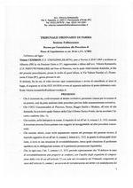 Composizione della crisi da sovraindebitamento n. 7/2018 - Ricorso per liquidazione patrimonio