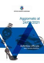Bollettino aggiornato al 24/09/2021