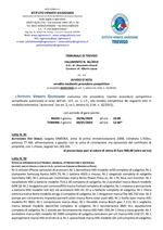 Fall. 36/19 Doblò e attrezzatura in asta telematica con fine 09/07/20