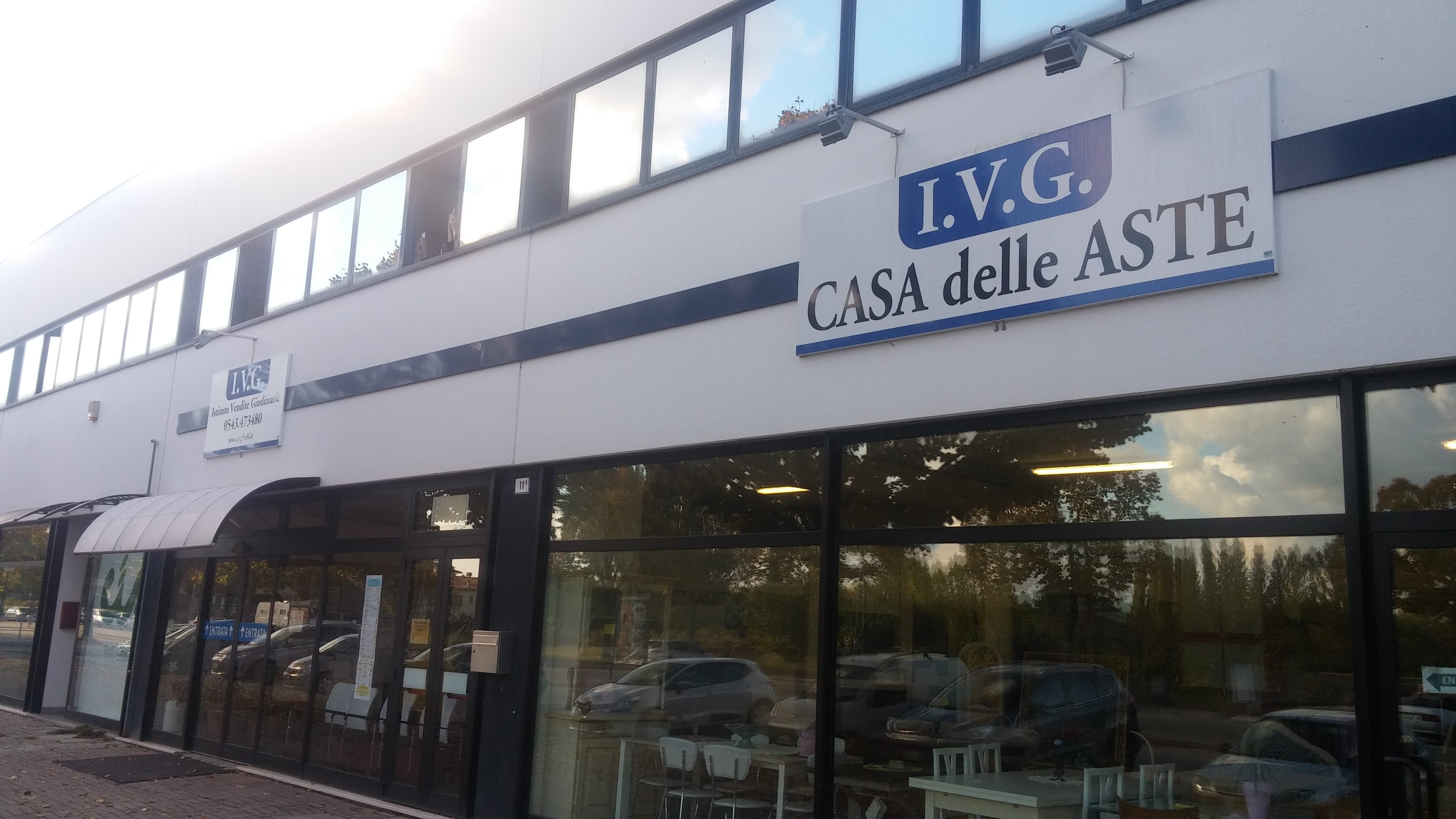 Forlì e Cesena - Grafica 1