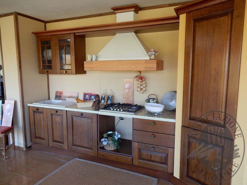 Rif. 58) Cucina castagno VENDITA ONLINE