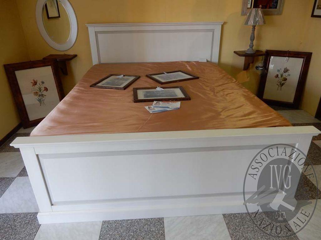 Letti In Legno Bianco : Letto legno bianco stunning letti singoli legno contemporary