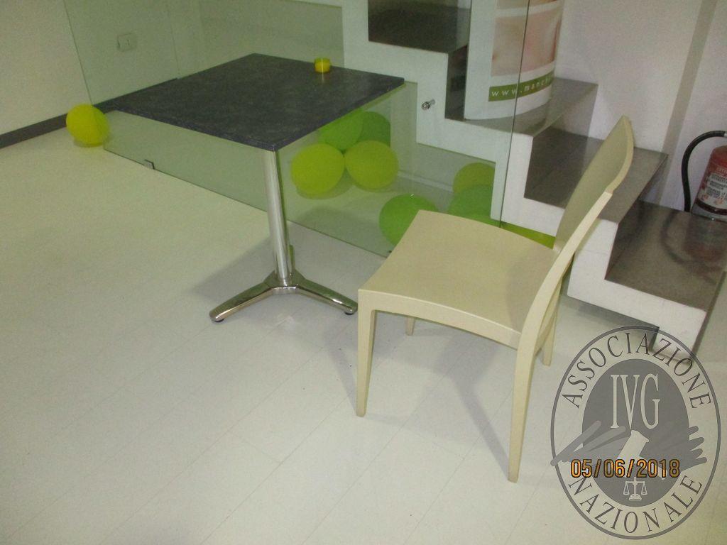 N tavoli n sedie n sgabelli