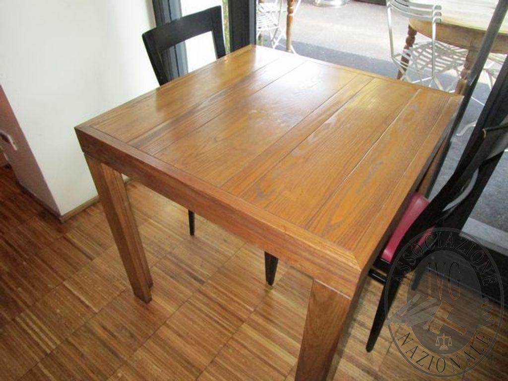 Ripiani In Legno Per Tavoli : N tavoli in legno abete chiaro n tavoli in ferro verniciati