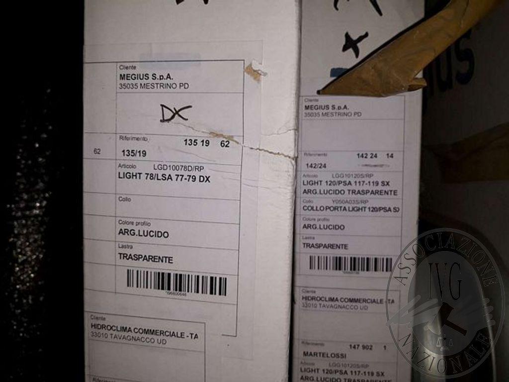 Box Doccia Megius Light.Box Doccia Vari Lotto 596
