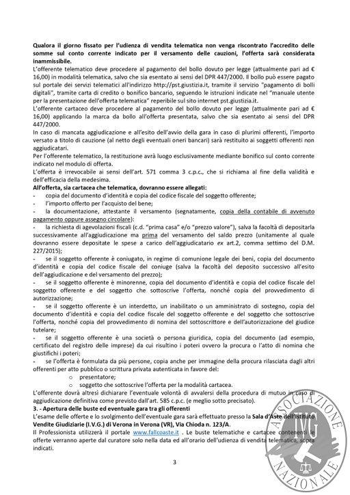 BOLLETTINO N. 69 EDIZIONE VERONA GARA IL GIORNO 25 SETTEMBRE 2019 VENDITA TELEMATICA IMMOBILIARE IN MODALITA' SINCRONA MISTA_page-0004.jpg