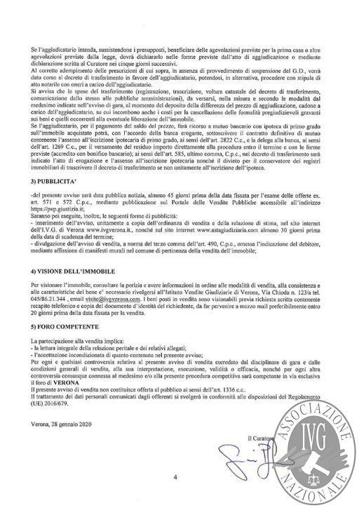 BOLLETTINO N. 6 EDIZIONE VERONA - VENDITA SENZA INCANTO IL GIORNO 10 MARZO 2020 IN VERONA VIA CHIODA N. 123A_page-0029.jpg