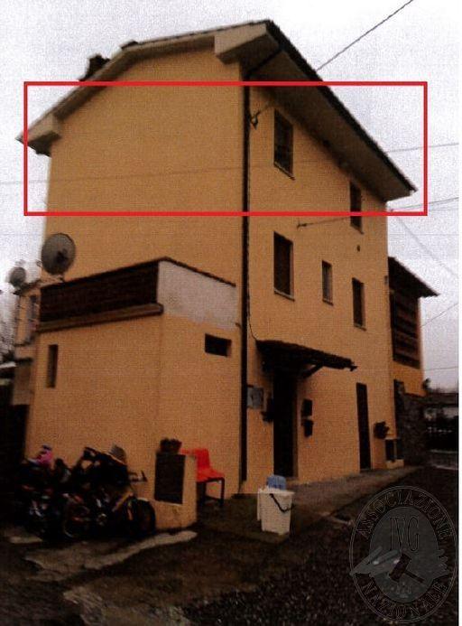 FALL. 73/17: APPARTAMENTO PER CIVILE ABITAZIONE SITUATO NEL COMUNE DI PORCARI (LU), VIA FRATINA, 10.