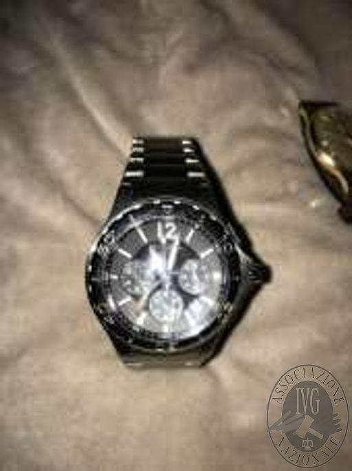 Lotto 3: orologio marca Breil (non funzionante), orologio marca Longines con cassa in oro