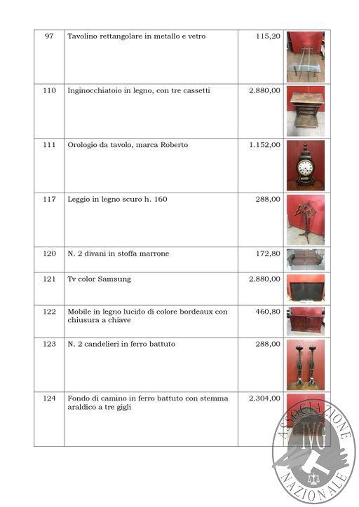 BOLLETTINO MOBILIARE EDIZIONE VERONA N. 37 GARA TELEMATICA SINCRONA MISTA IL GIORNO 24 MAGGIO 2019- ASTA STRAORDINARIA_page-0011.jpg