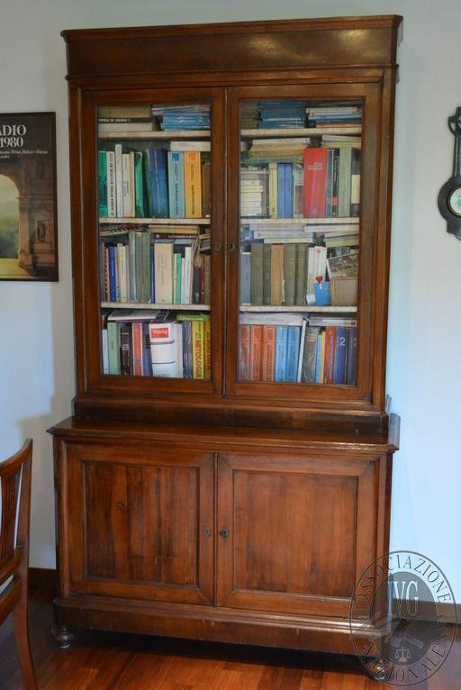 Credenza libreria