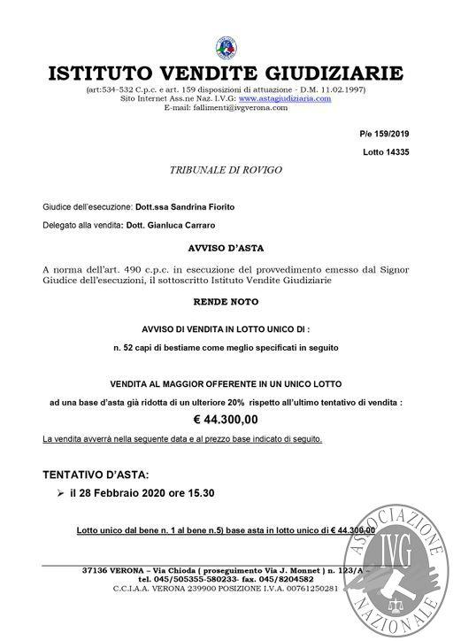 BOLLETTINO MOBILIARE N. 4bis EDIZIONE ROVIGO GARA IL GIORNO 28 FEBBRAIO 2020 ORE 15.30 IN BOARA PISANI (PD) VIA DELL'ARTIGIANATO 7-11_page-0002.jpg
