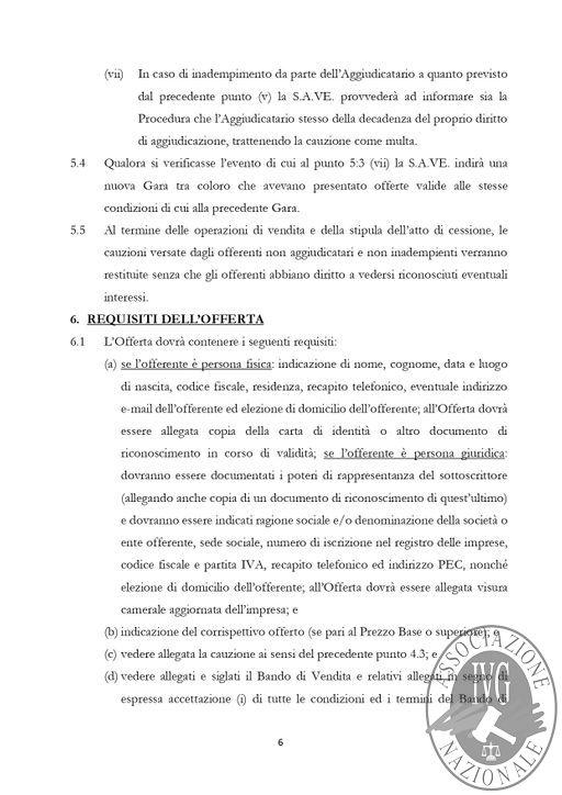 BOLLETTINO N. 5 - EDIZIONE VERONA - QUOTE DELLA SOCIETA' STRADA DELLA SENGIA SRL- GARA IL GIORNO 13 MARZO 2020 H. 15.00_page-0008.jpg
