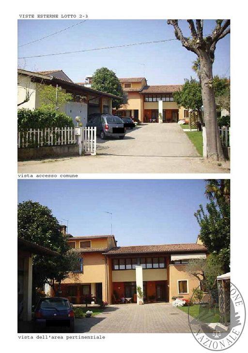 Porzione di fabbricato residenziale in Loria (TV)