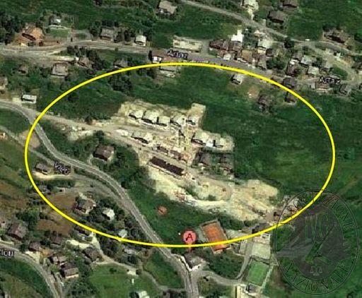 Aree di futura edificazione ubicate in complesso immobiliare a destinazione turistica in La Magdeleine (AO)
