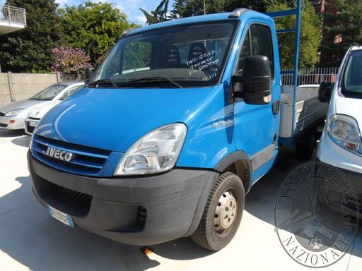 Fall. Scap srl - Iveco Daily tg. DR230GR