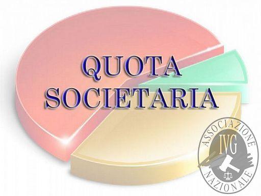 QUOTA PARTECIPAZIONE DEL 100% AL CAPITALE DELLA SOCIETA' 'LE CASE DEL PARMIGIANINO SRL', ISCRITTA REA DI CREMONA AL N. 169983 CF 12924940153 - PRENDERE VISIONE DELL'AVVISO DI VENDITA ALLEGATO ALLA PUBBLICAZIONE