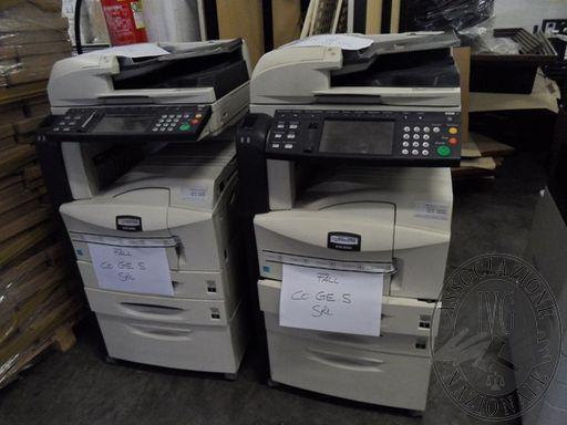Fall. Co.Ge.s Srl n. 569/2018 - Due fotocopiatrici Kyocera KM3050