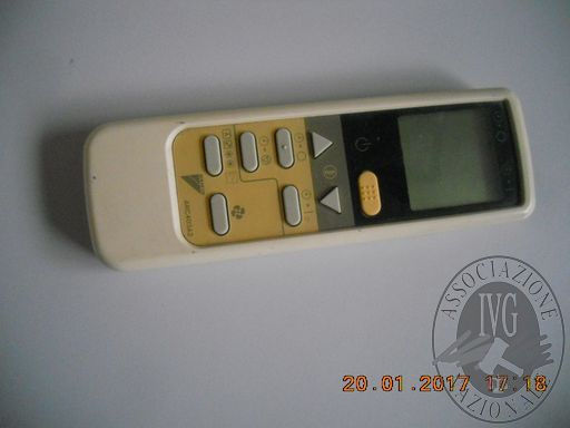 Telecomando Split Daikin.JPG