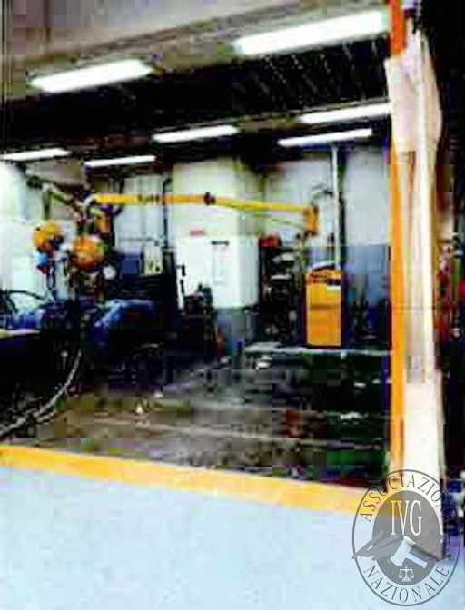 Fall. Arlotti Service Srl n. 925/2017 - Attrezzature officina meccanica e impianti complementari