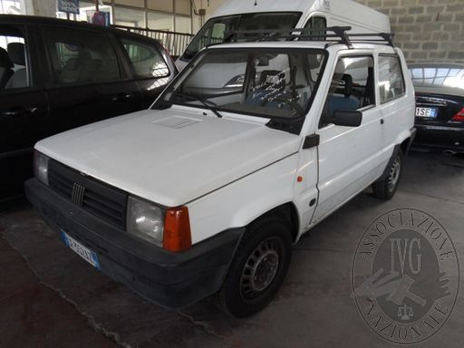 Fall. Pemar snc - Fiat Panda tg. CF352AZ