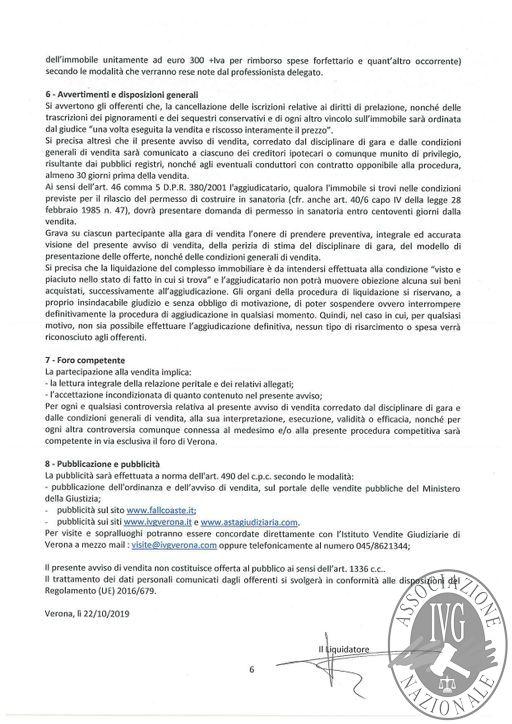 BOLLETTINO N. 95 EDIZIONE VERONA GARA IL GIORNO  06 DICEMBRE 2019 ORE 11.00 VENDITA SINCRONA MISTA CASTELNUOVO DEL GARDA (VR)_page-0007.jpg