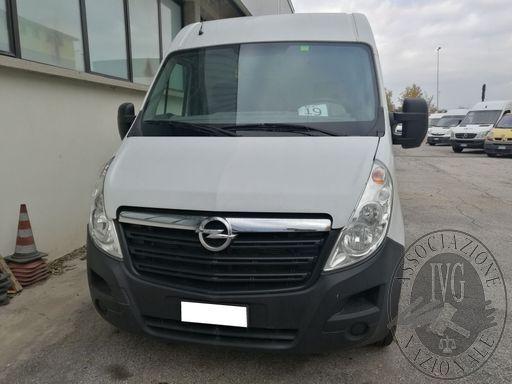 Autocarro Opel MOVANO VAN L2H2 FWD 2.3CDTi 125cv