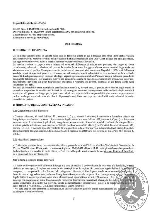 BOLLETTINO N. 6 EDIZIONE VERONA - VENDITA SENZA INCANTO IL GIORNO 10 MARZO 2020 IN VERONA VIA CHIODA N. 123A_page-0023.jpg