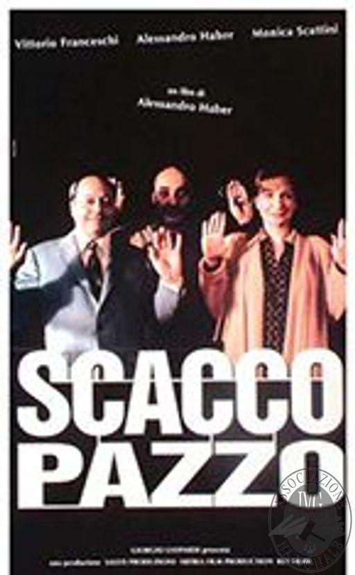 QUOTA DEL 25% DEL LUNGOMETRAGGIO FILM: SCACCO PAZZO, ISCRIZIONE SIAE/N PRC 12/02/2003/9962,