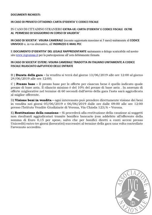 OKEDIZIONE VERONA BOLLETTINO MOBILIARE N. 54 GARA TELEMATICA ASINCRONA DAL 13 AL 24 GIUGNO 2019_page-0003.jpg