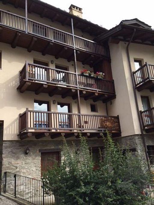 Appartamento con cantina nel Comune di La Thuile