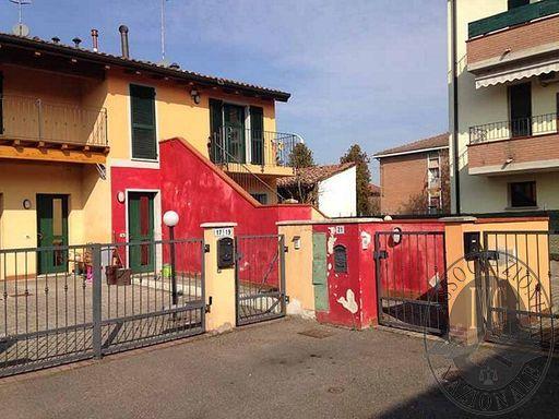 Monolocale al piano terra in Boretto (RE)
