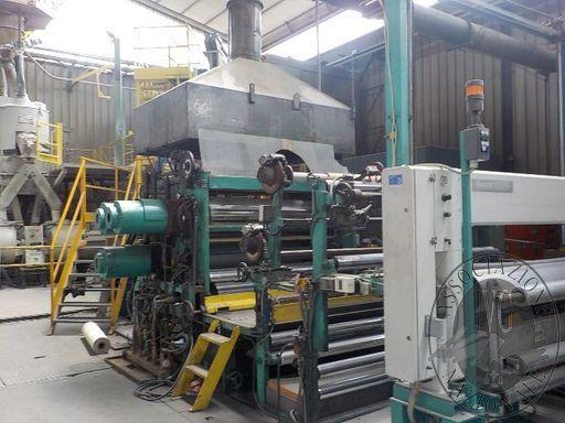 CP Plalam Spa n. 29/2014 - Impianto per la produzione del PVC, linea di verniciatura e macchinari complementari
