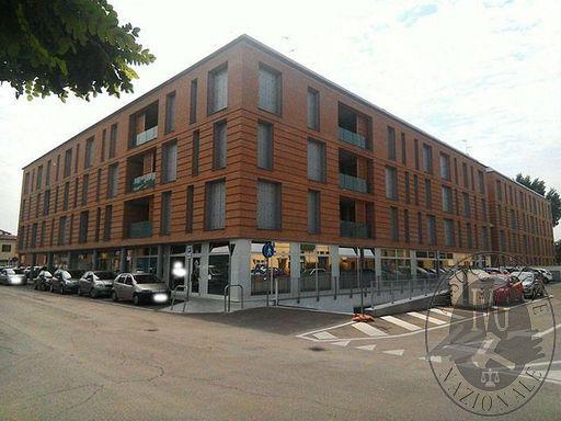 Appartamento al piano terzo con autorimessa e locale accessorio in Novellara (RE)
