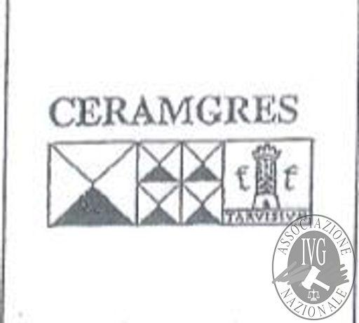 Marchio figurativo Ceramgres Tarvisium e Brevetto