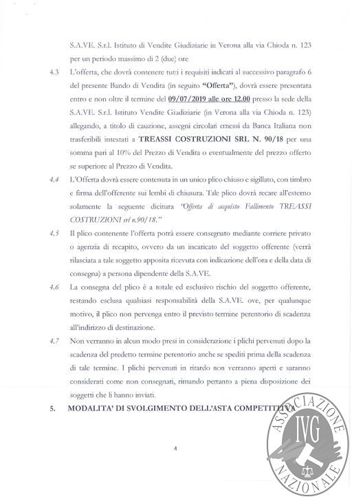 BOLLETTINO N. 51 EDIZIONE VERONA -QUOTE DELLA SOCIETA' - STRADA DELLA SENGIA SRL - ASTA IL GIORNO 11 LUGLIO 2019 ALLE ORE 11.30_page-0006.jpg
