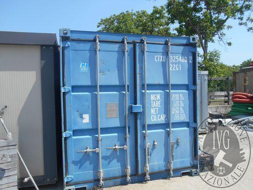 LOTTO N.33 Container + altro