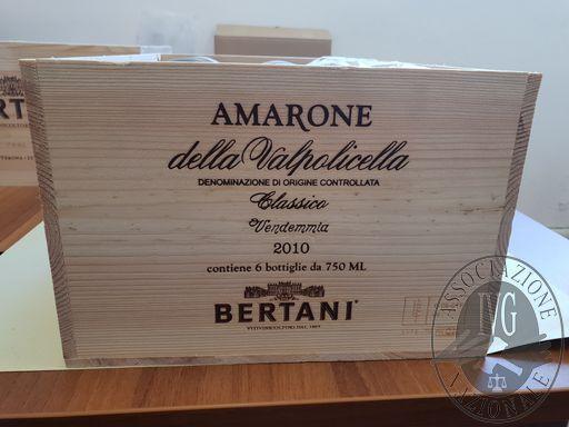 ID. 157-A. AMARONE DELLA VALPOLICELLA CLASSICO 2010 BERTANI  (4).jpg