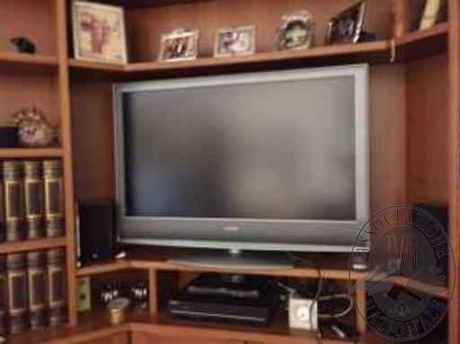 Un televisore marca Sony modello Brava