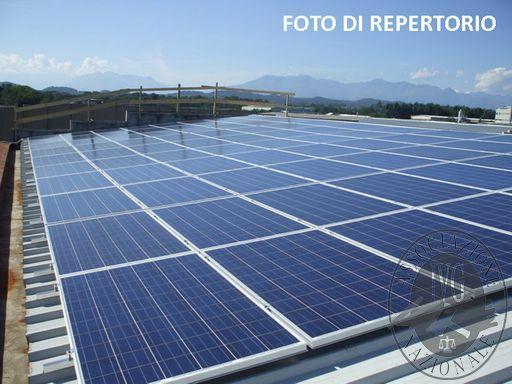 Fallimento Maxitek Srl n. 911/2015 - Impianto fotovoltaico in posa in Copparo (FE)