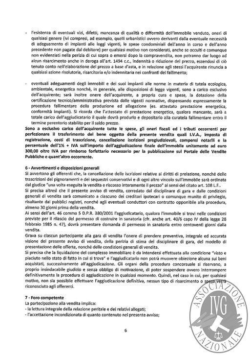 BOLLETTINO N. 15 EDIZIONE VERONA - GARA IL GIORNO 19 GIUGNO 2020 ALLE ORE 16.00 VENDITA SINCRONA MISTA RONCO ALL'ADIGE (VR)_page-0007.jpg