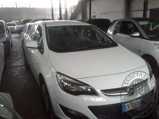 Fall. S.T.F. Spa n. 373/2018 - Autocarro Opel Astra  tg. EV723YJ