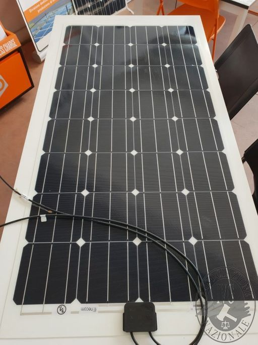 N. 60 pannelli fotovoltaici  HF 130