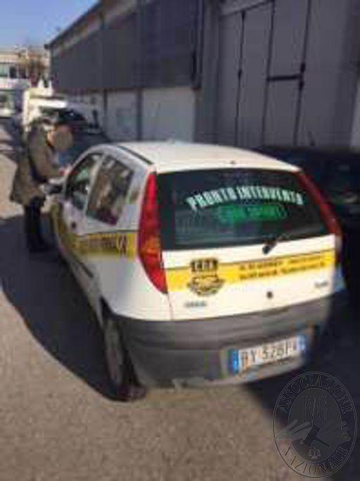 Fall. CDA srl - Lotto 4: Autocarro Fiat Punto Van targato BY328PV