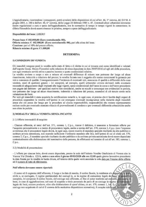 BOLLETTINO N. 6 EDIZIONE VERONA - VENDITA SENZA INCANTO IL GIORNO 10 MARZO 2020 IN VERONA VIA CHIODA N. 123A_page-0027.jpg